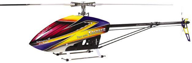 Trex 800e pro dfc duncan s rc hobby shop